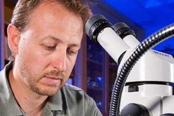 Dr. Jonathan Lundgren, entomologiste chef de service à l'USDA et lanceur d'alerte